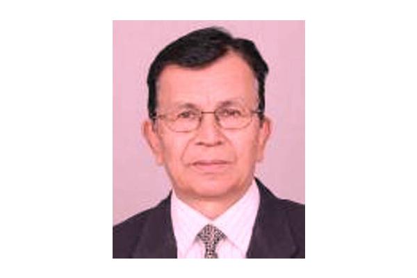 Mr. Buddhi Narayan Shrestha