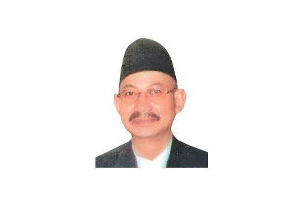 Mr. Surendra Prasad Chaudhary