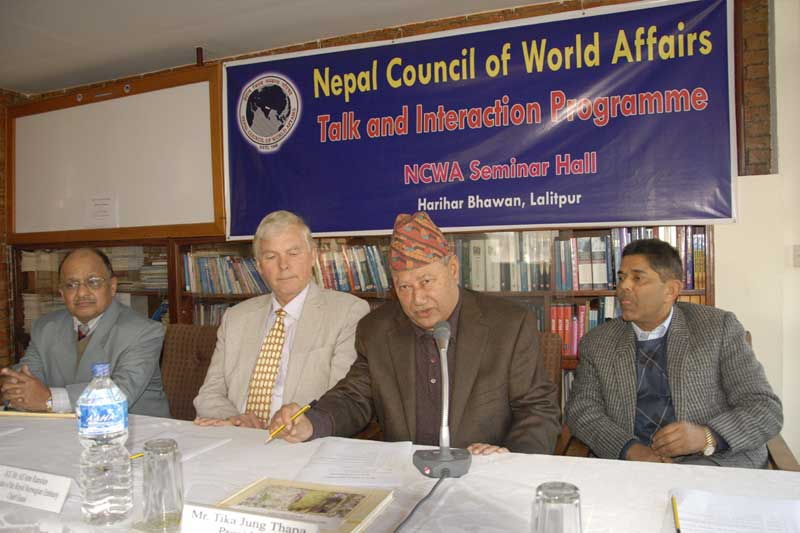 Nepal Norway Relations